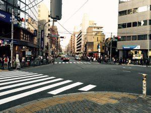 (6) 交差点
